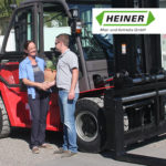 Manitou MI70D an Fa. Heiner Miet- u. Vertriebs GmbH in Hannover