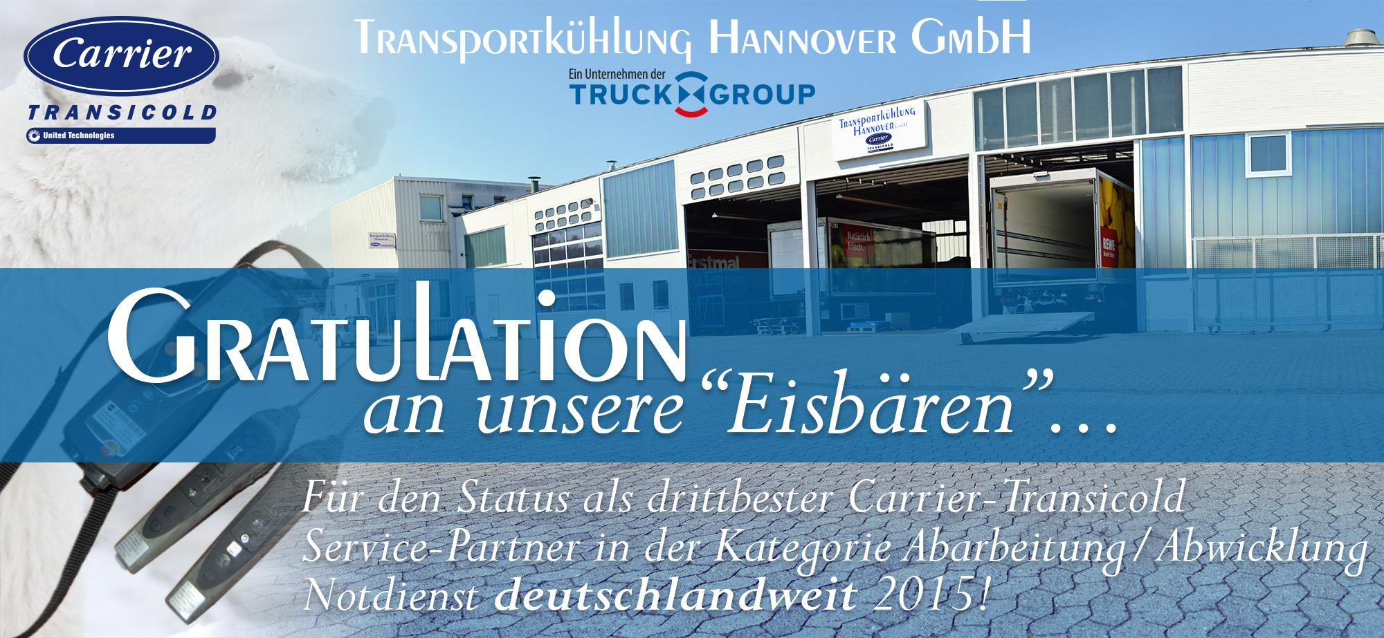 Carrier-Transicold Servicepartner Hannover