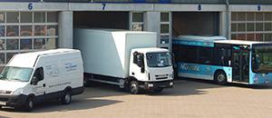 Truck Bus und Transporter Service