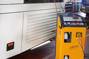Klimaservice für Omnibusse in Hameln