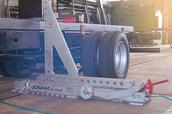 Unfallinstandsetzung für Busse, LKW, Transporter