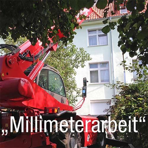 Millimeterarbeit MRT 2540