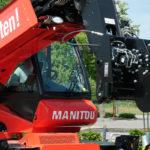 Anbaugeräte für Manitou MRT Teleskopstapler