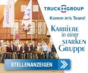 Stellenangebote in der Truckxxgroup