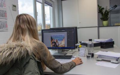 Marie: Meine Ausbildung zur Kauffrau für Büromanagement in Hameln