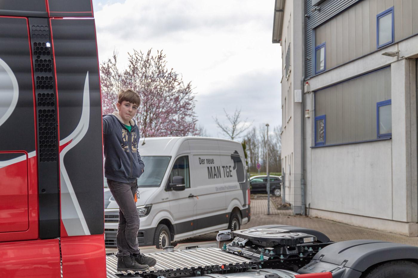 Zukunftstag 2019 - Fahrzeugbau Schierling_03