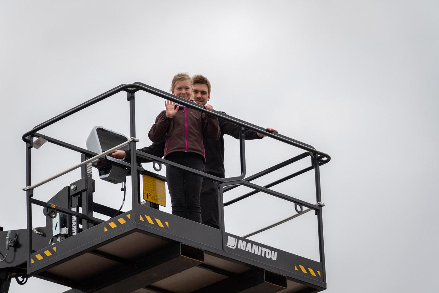Zukunftstag 2019 - Gabelstapler Service Hameln_03