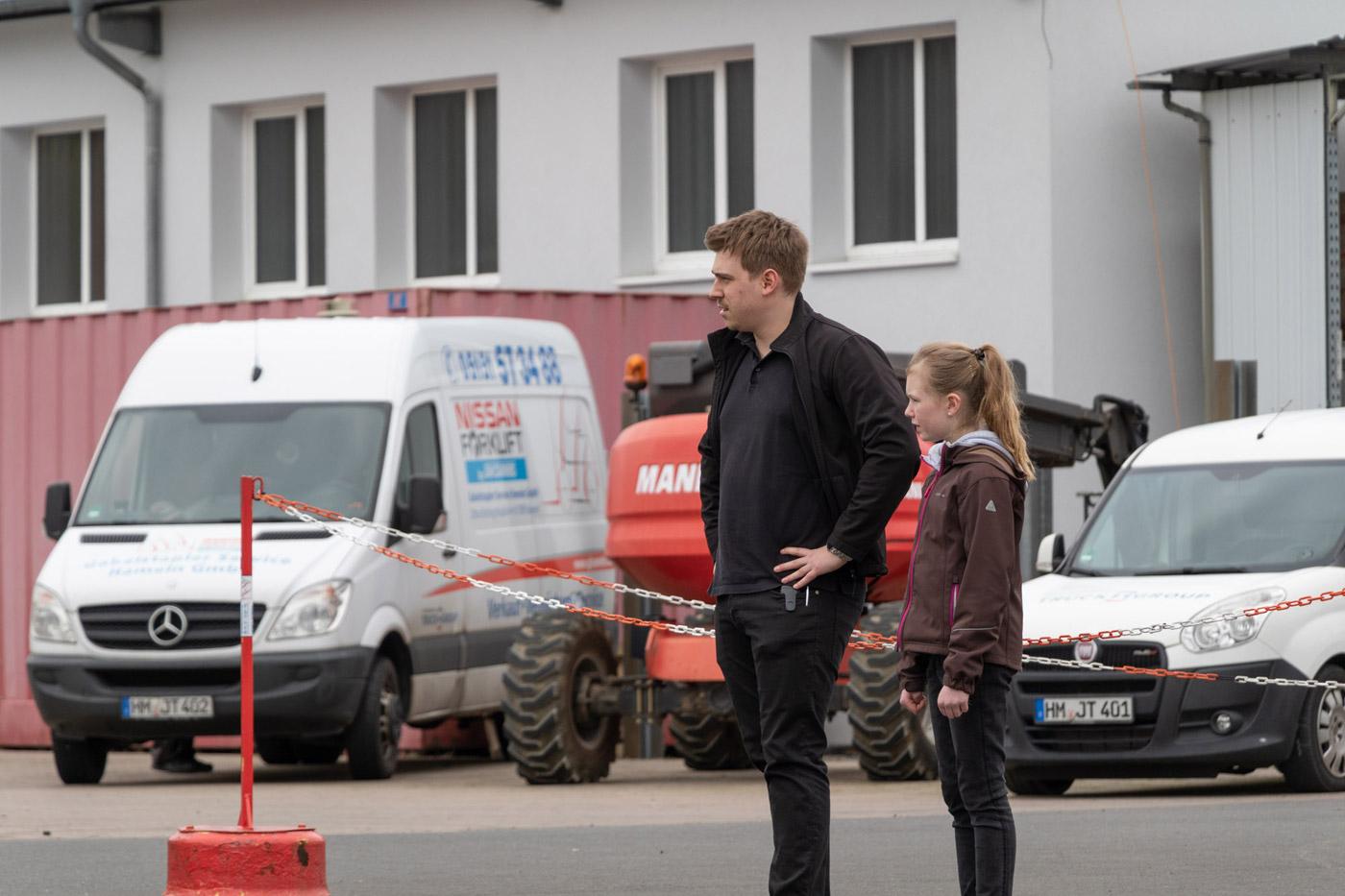 Zukunftstag 2019 - Gabelstapler Service Hameln_04