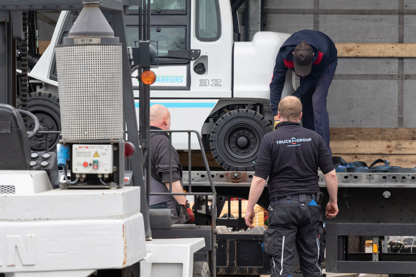 Zukunftstag 2019 - Gabelstapler Service Hameln_05