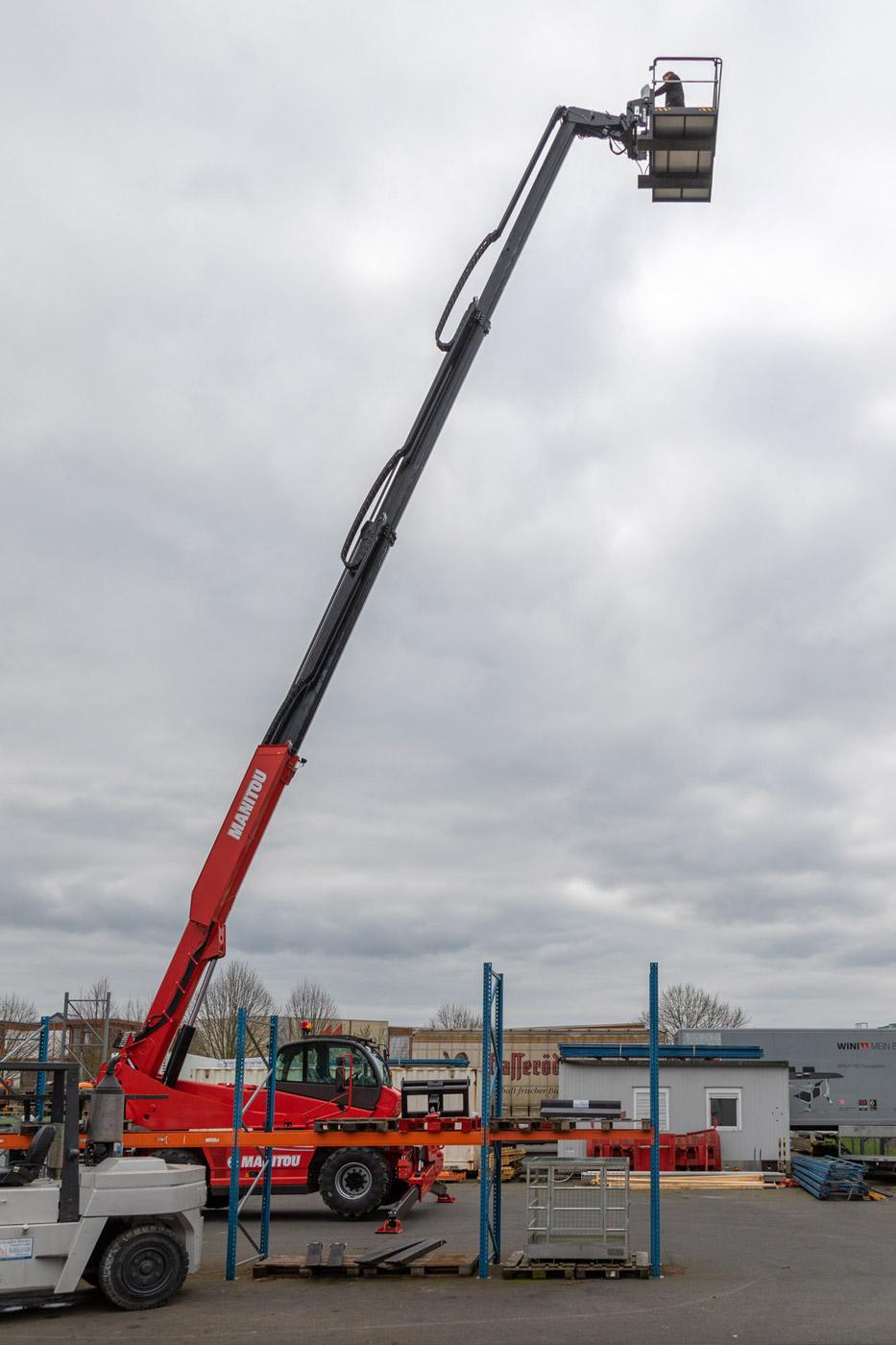 Zukunftstag 2019 - Gabelstapler Service Hameln_06