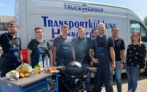 Neues Teammitglied bei Transportkühlung Hannover