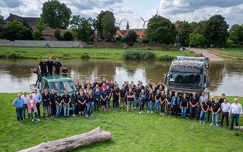 Das Große Truckxxgroup Azubi-Treffen 2019 im Grohnder Fährhaus!