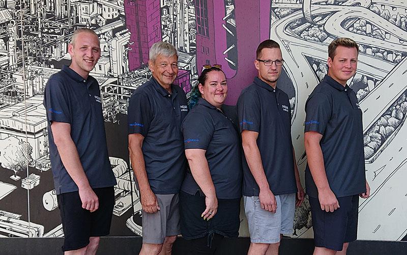 Team vom Wasch Center Lauenau holt 4. Platz beim Europa Bowling Championat!
