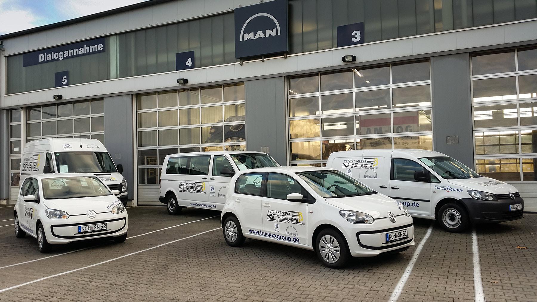 VW Nutzfahrzeuge Werkstatt Wietmarschen Lingen Ems Lohne Bentheim