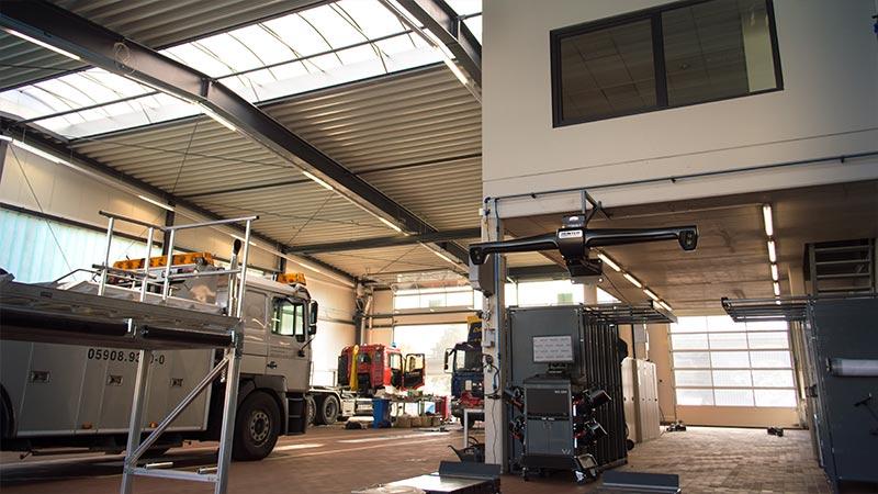 LKW Werkstatt Lohne