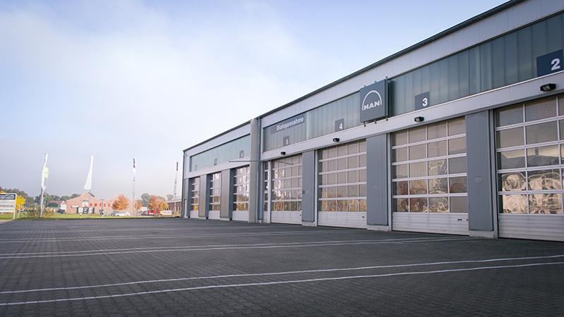 Nutzfahrzeugwerkstatt VW MAN uvm in WIetnarschen Lohne