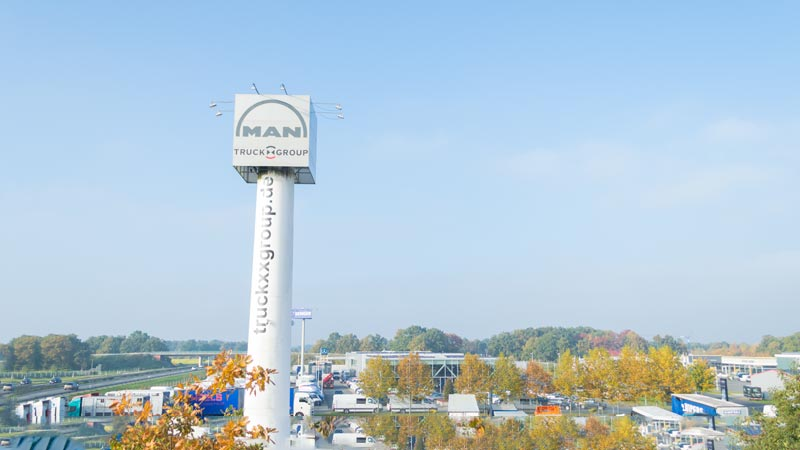 Truckxxgroup Standort Wietmarschen-Lohne