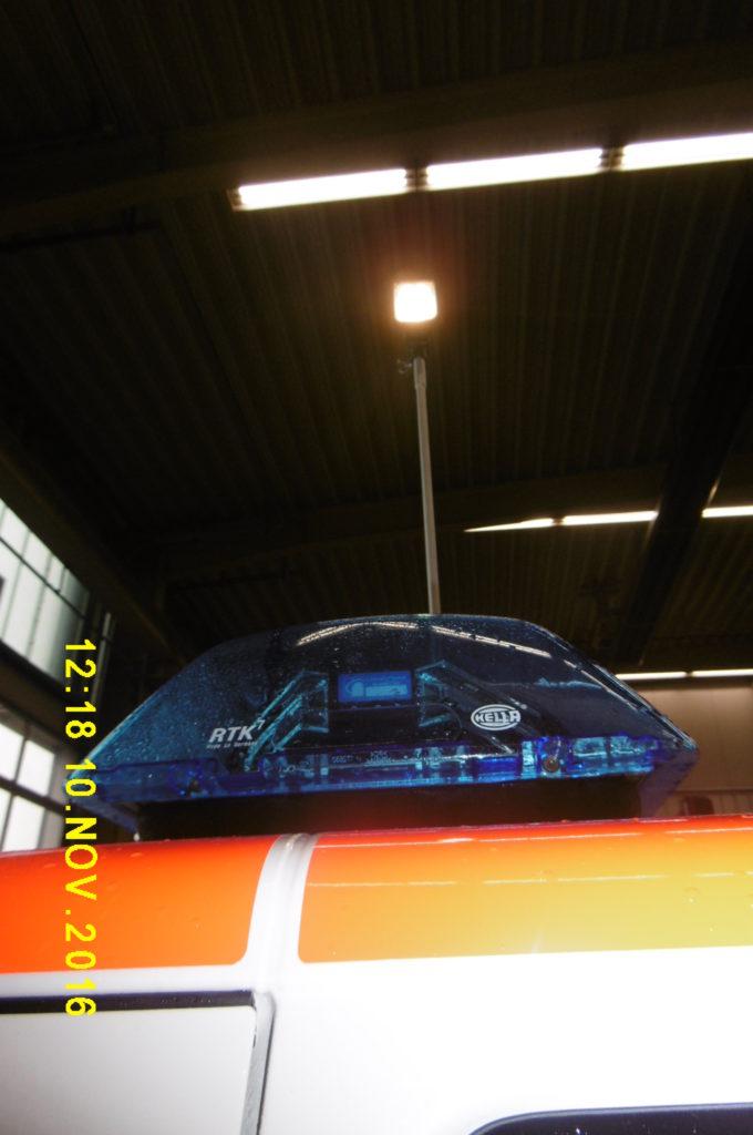 VW T6 Umbau Blaulicht DRK - Wietmarschen