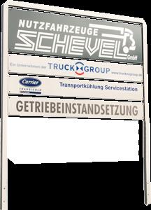 Getriebereparatur LKW Werkstatt Wietmarschen Bentheim Lohne