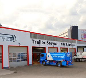 TSB Nutzfahrzeugservice Werkstatt in Bielefeld