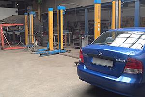 Pkw Werkstatt Gerstungen (Ford Spezialist)