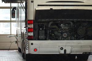 Bus Werkstatt Service Harz Halberstadt
