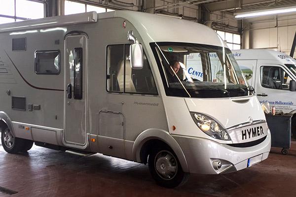 wohnmobil caravan service halberstadt truck center. Black Bedroom Furniture Sets. Home Design Ideas