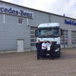 Truck Center Lauenau erhält Service mit Stern Auszeichnung von Mercedes-Benz
