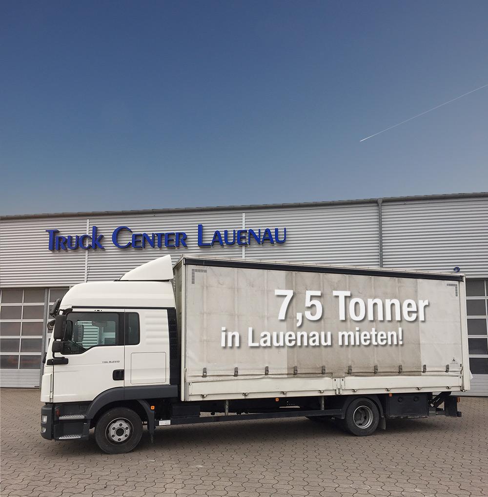 LKW Vermietung Lauenau Schaumburg 7 Tonner