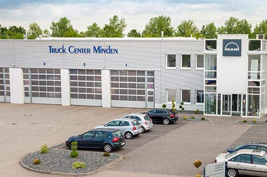 Truck Center Minden Nutzfahrzeug Werkstatt
