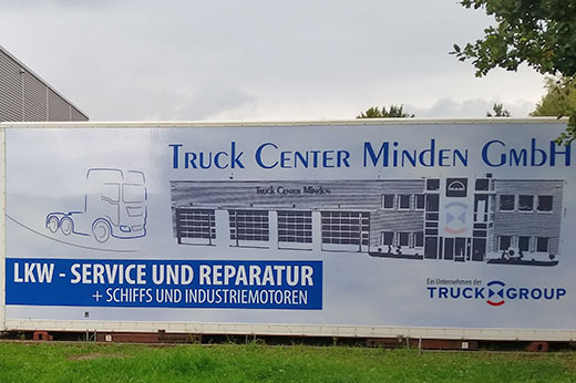 LKW Wohnwagen Werkstatt Minden