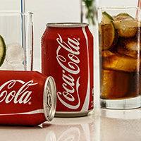 Cola Wasser Sprite