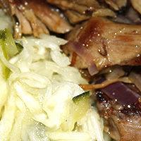 pfannengyros-krautsalat