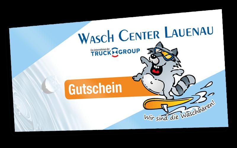 Geschenkidee Autowasch Gutschein Lauenau