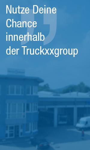 Ausbildung in der Truckxxgroup