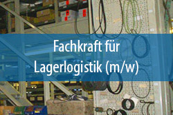 Ausbildung Fachkraft für Lagerlogistik (m/w)