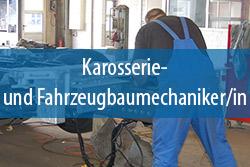 Ausbildung zum/zur Karosserie und Fahrzeugbaumechaniker/in