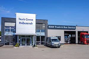 MAN Truck und Bus Werkstatt in Halberstadt