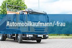 Ausbildung Automobilkaufmann Frau