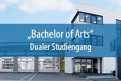 Dualer Studiengang Bachelor of Arts Hameln Wietmarschen