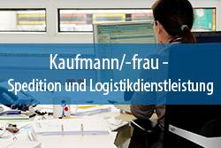 Ausbildung Kaufmann-frau Spedition und Logistikdienstleisung