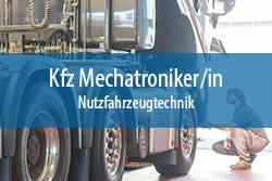 Ausbildung zum Kfz Mechatroniker Nutzfahrzeugtechnik