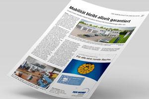 Menschen Macher Märkte Truck Center Minden GmbH 2015