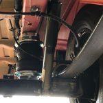 MAN TGE Transporter Umbau von Blattfederung auf Luftfederung mit Niveauregulierung